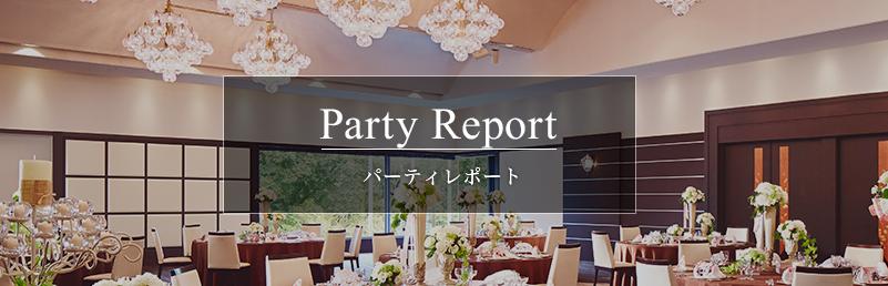 Party Report パーティレポート